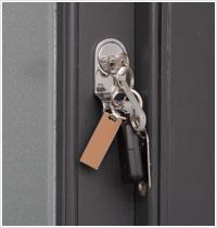 Choosing Doors and Locks