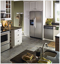 Sparkling Kitchens and Bathrooms