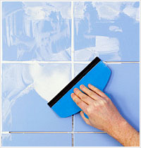 Repairing and Replacing Tile Grout