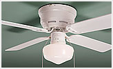 Add Decorative Ceiling Fans