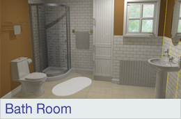 bath room example - Lowes Bathroom Designer