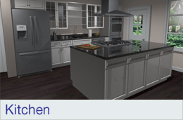 kitchen example - Lowes Design Ideas