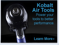 Kobalt Air Tools