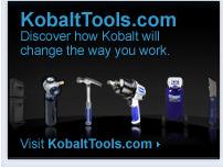 Kobalt Tools .com