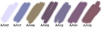������ �� �� ����� ������ napa_swatches.jpg