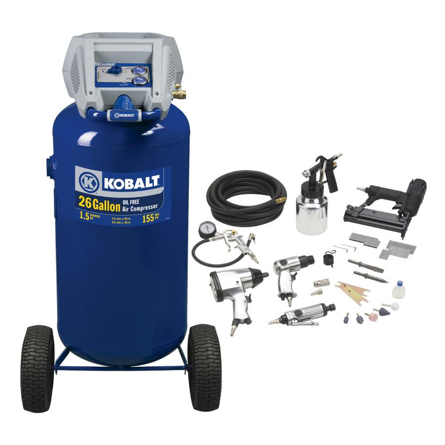 017565227261 kobalt 26 gal compressor $299 ford explorer and ford ranger forums