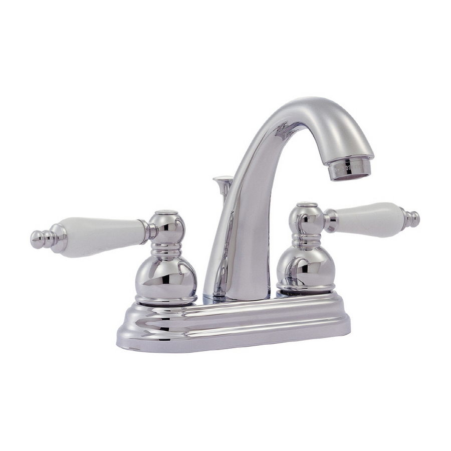 handle in price ashfield lf p faucet faucets bathroom hole single pfister chrome sink polished vessel