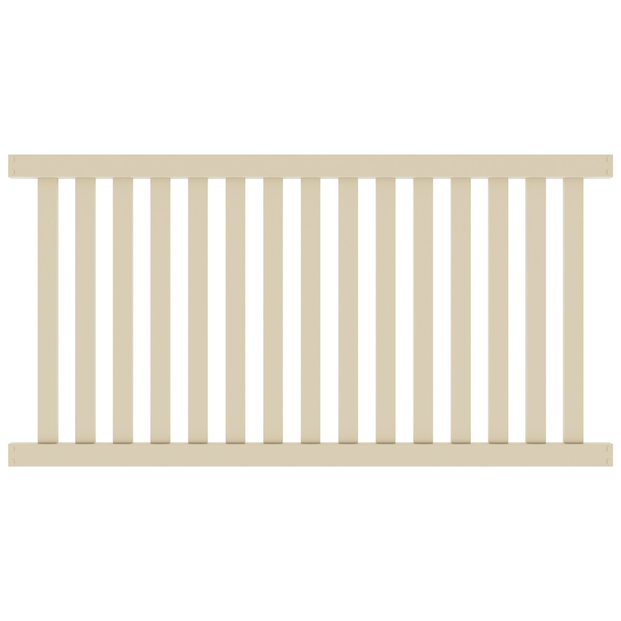 Lowes vinyl fence panels fencing