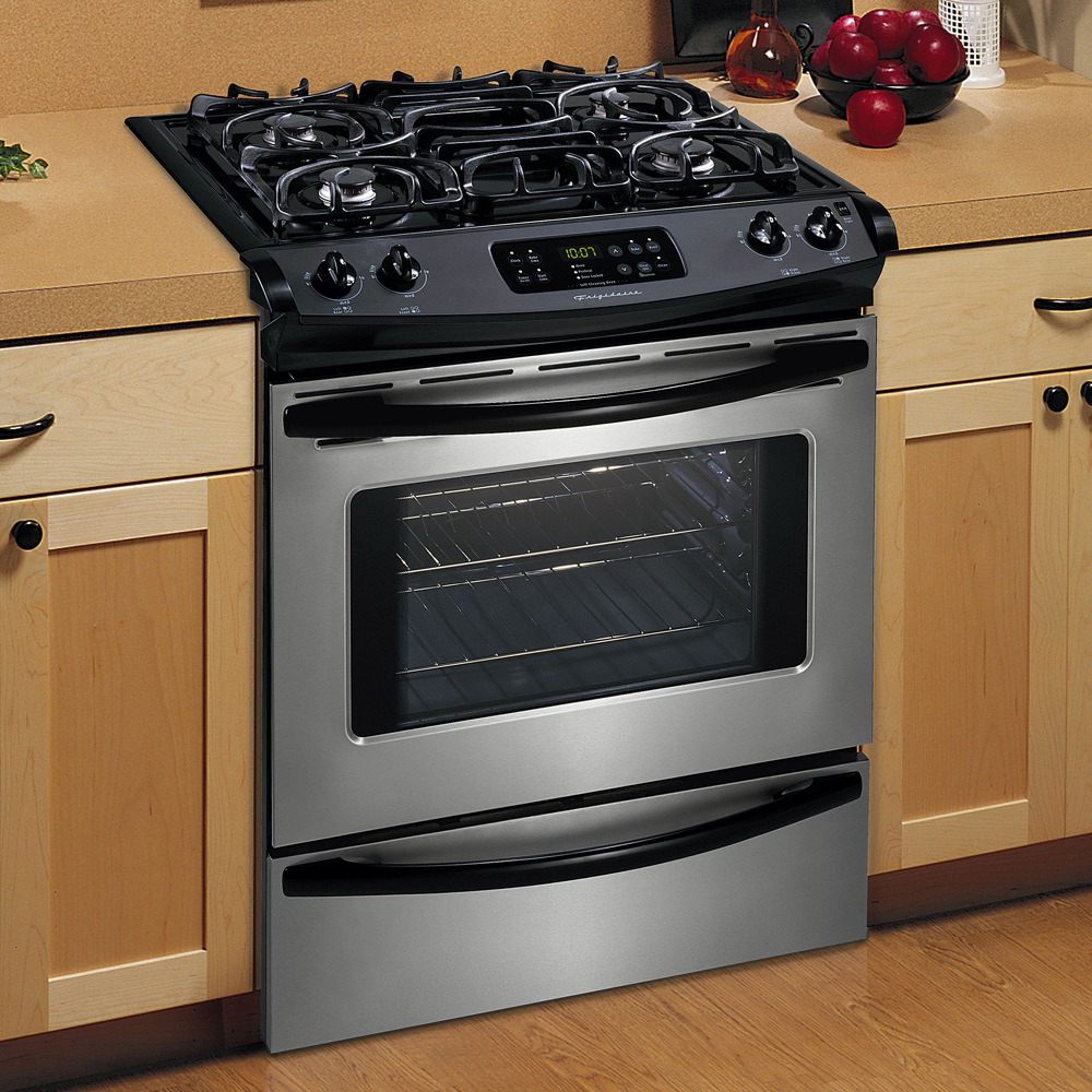 Countertop Stove Lowes : Slide in Stove cabinetry upgrade for $650? - RedFlagDeals.com Forums