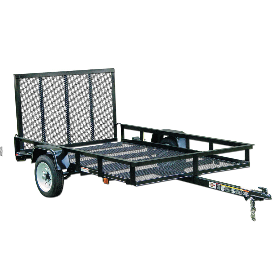 Used Utility Bed Bumper