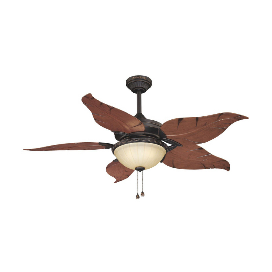 Harbor Breeze Replacement Parts : Bamboo ceiling fans lowes wanted imagery