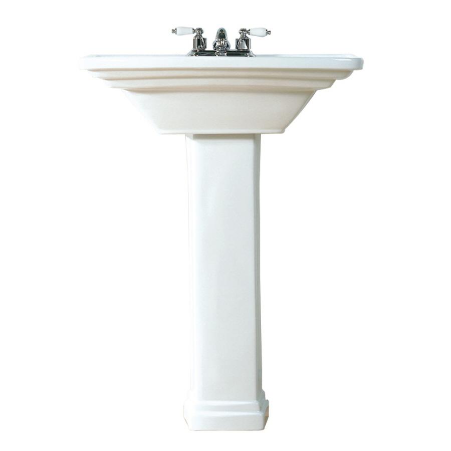 Lowes Pedestal Sink
