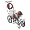 TITAN Powrliner 850 Direct Syphon Gas Stationary Airless Paint Sprayer