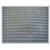 Flanders 6-Pack 25-in x 20-in x 2-in Washable Ready-to-Use Industrial HVAC Filter