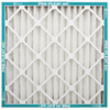 Flanders 12-Pack 10-in x 10-in x 1-in Pleated Ready-to-Use Industrial HVAC Filter