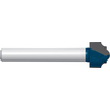 Bosch 2-Flute 3/4-in Classical Router Bits