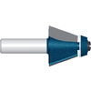 Bosch 10-Degree Bevel Bowl Router Bit