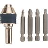 Bosch 5-Piece Screwdriver Bit Set