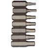 Bosch 7-Piece Allen Screwdriver Bit Set