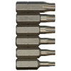 Bosch 6-Piece Security Torx Screwdriver Bit Set