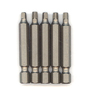 Bosch 5-Pack 2-in Square/Robertson Screwdriver Bits