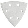 Bosch 5-Pack 3.75-in W x 3.75-in L 120-Grit Industrial Detail Sandpaper