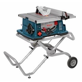 "Bosch 15-Amp 10"" Table Saw"