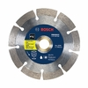 Bosch 4-1/2-in Wet or Dry Segmented Diamond Circular Saw Blade