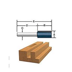 Bosch 1/4-in Carbide-Tipped Straight Bit