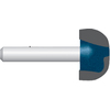 Bosch 2-Flute 1/4-in Dish Carving Router Bits
