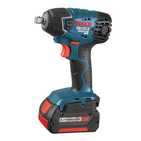 Bosch 18-Volt 1/2-in Drive Cordless Impact Wrench