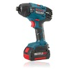Bosch 2 18-Volt 1/4-in Hex Drive Drive Cordless Impact Driver