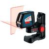 Bosch 165-ft Beam Self-Leveling Cross-Line Laser Level