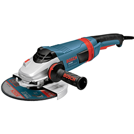 Bosch 7-in 15-Amp Trigger Switch Corded Angle Grinder