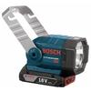 Bosch Halogen Freestanding Battery Flashlight
