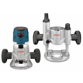 Bosch 2.3-HP Variable Speed Combo Fixed/Plunge Corded Router