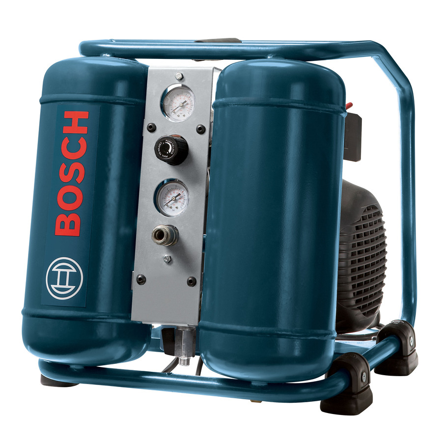 Shop Bosch 1 Hp 3 Gallon 120 Psi 220 Volt Vertical
