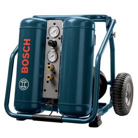 Bosch 2-HP 4-Gallon 125-PSI 120-Volt Vertical Portable Electric Air Compressor