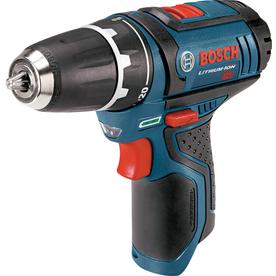 "Bosch 12-Volt Max 3/8"" Cordless 3/8"" Drill Driver Bare Tool"