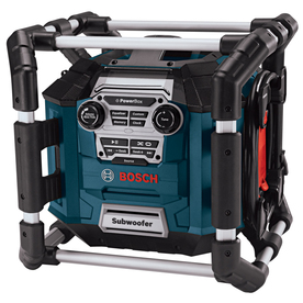 Bosch Power Box Jobsite Radio and Charger