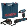 Bosch 17-Piece Cordless 12-Volt Oscillating Tool Kit