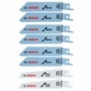 Bosch 8-Pack Bi-Metal Reciprocating Saw Blade Set