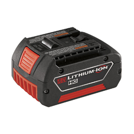 Bosch 18-Volt High-Capacity Fat Pack Rechargeable Cordless Tool Battery