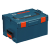 Bosch 17.25-in Lockable Blue Plastic Tool Box