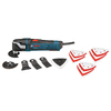 Bosch 21-Piece 3-Amp Oscillating Tool Kit