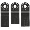Bosch 3-Pack Bi-Metal Oscillating Tool Blades