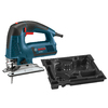 Bosch Click & Go 7.2 Amp Variable Speed Top-Handle Corded Jigsaw with L-Boxx Insert Tray