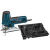 Bosch Click & Go 7.2-Amp Variable Speed Barrel-Grip Corded Jigsaw with L-Boxx Insert Tray