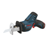 Bosch 12-Volt Variable Speed Cordless Reciprocating Saw Battery Included