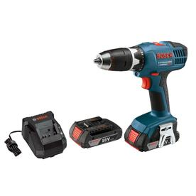 Bosch 18-Volt Lithium Ion 1/2-in Cordless Drill with Battery